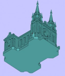 SFCathedral Solid