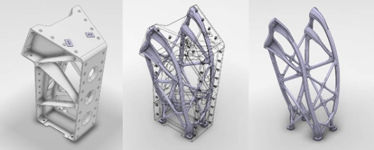 3d Aerospace Parts : New heights d printing in aerospace