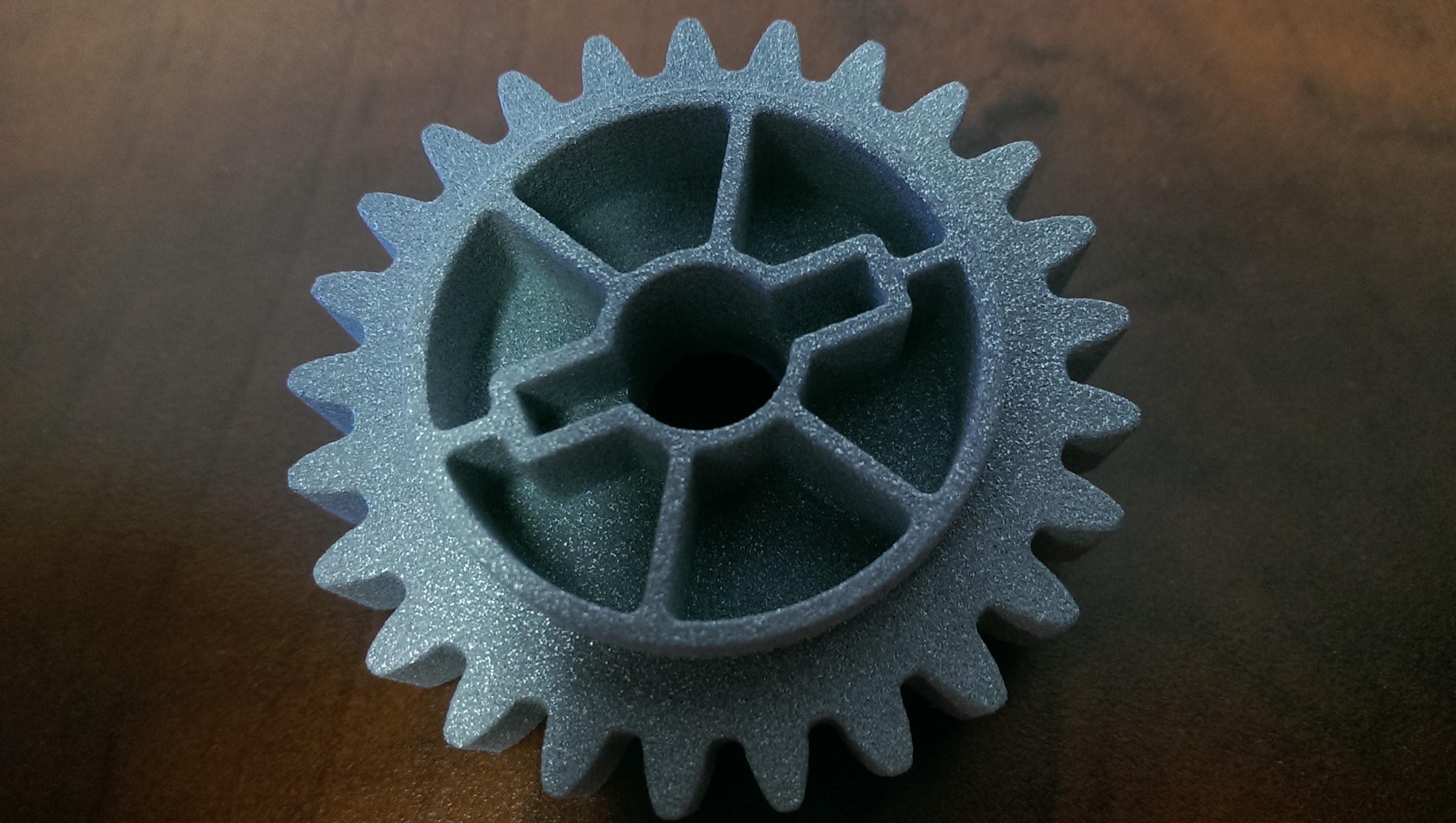 Alumide Gear